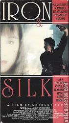 Iron And Silk -35mm Print Eng