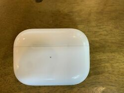 Genuine Apple Airpods Pro Wireless Charging Case Replacement Only A2190