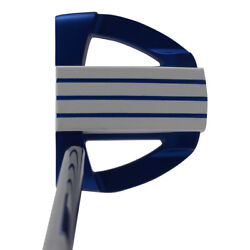 Bionik 701 Blue Golf Putter Right Handed Mallet Style 37 Big And Tall Menand039s