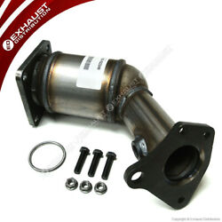 Fit Nissan Pathfinder 3.5l 2013-2016 Front Catalytic Converter Right Side