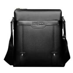 Shoulder Bag for Men. Cross body Bag for your Phone iPad Black $20.00