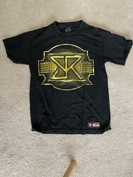 WWE Official Seth Rollins Authentic 'The Undisputed Future' T Shirt Men#x27;s S