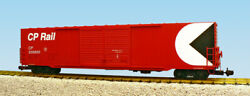 Usa Trains G Scale 60 Ft Double Door Box Car R19415b Canadian Pacific