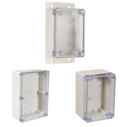 Various Sizes Electronic Abs Plastic Diy Junction Box Enclosure Case With Cover
