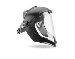 Uvex Honeywell Bionic Face Shield With An Extra Clear Polycarbonate Visor S8500