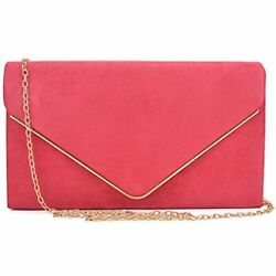 Women#x27;s Evening Clutch Bags Formal Party Clutches Wedding Purses Cocktail Prom $33.89
