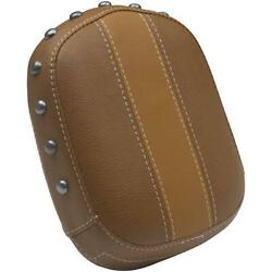 Mustang Motorcycle Products Studded Bar Pad Scout Brn Brown 75380mv