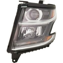 Headlight Lamp Left Hand Side For Chevy Driver Lh 84166452 Chevrolet Tahoe 18-19