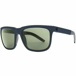 Electric Knoxville S Sunglasses Matte Navy-Grey Plus One Size