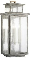 Wiltshire Wall Sconce 3-light Antique Gold Accents Distressed Highlig