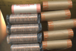 Fifty Roll Set State Quarter Rolls Mint Never Opened P 10.00 Roll 500.00