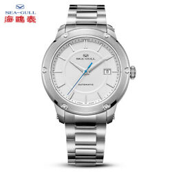 Seagull Auto Date 5atm St2130 Movement Automatic Watch 816.12.1021