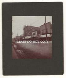 1800s Cabinet Card Photo, Prenzlauer Bros. And Other Shops, Sault Ste. Marie, Mi