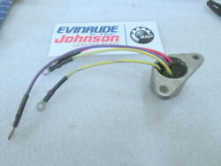 T72 Evinrude Johnson 583940 Rectifier And Power Supply Oem New Factory Boat Parts