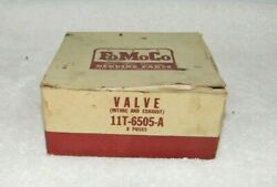 Antique New Genuine Fomoco Intake And Exhaust Valve 11t-6505-a