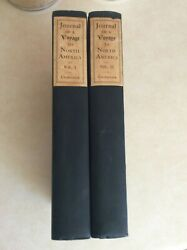 Journal Voyage North America Charlevoix Great Lakes Exploration 1761 Caxton 1923