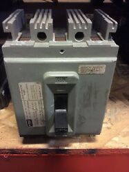 Federal Pacific Heg621060 Heg Frame 60a 600v 2p Bolt-on Molded Case Circuit Brea