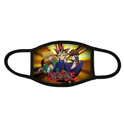 Yu gi oh Custom printed face mask handmade mask covering protection $24.00