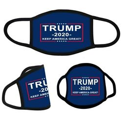 Donald Trump for Custom printed face mask handmade mask covering protection $24.00