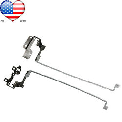 Hp 17-bs 17-ak 17g-br Tpn-w129 Right Left Laptop Lcd Screen Hinges 926527-001 Us