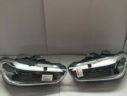 Bmw F39 X2 Headlight Headlights Full Led Left And Right 2018-on 8738185 8738186