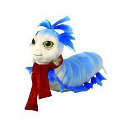 Worm From David Bowie Movie Labyrinth Plush Brand New Jim Henson Toy Vault