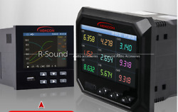 Multi-channel Paperless Recorder Temperature Industrial Grade Curve Data Us