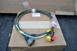 Boeing F-15 Aircraft Cable Assembly 68a752433-33aa Nsn 6150-01-269-3590