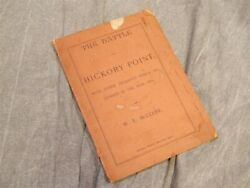 1892 Battle Of Hickory Point In 1856 Pre Civil War Border Conflicts Kan. And Mo