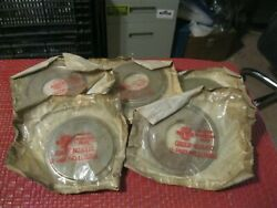 Nos 1956-1958 Buick Differential Oil Case Baffle Lot