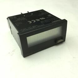 Omron H7ec-nv-bh Total Counter Input Signal Voltage 4.5-30vdc 7-segment Lcd