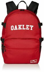 NWT OAKLEY CHILI PEPPER RED COLLEGE BACKPACK 921533OVT 487 $31.49