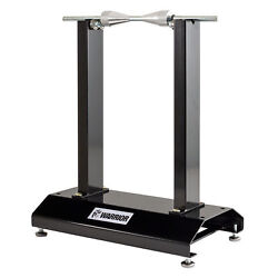 Warrior Portable Motorcycle Wheel Balancer And Stick On Weights - 10-21 Inch