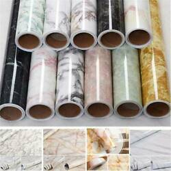Marble Contact Paper Self Adhesive Peel amp; Stick Wall Stickers Kitchen Countertop