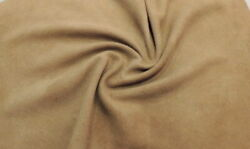 Saddle Deerskin Leather Hides For Native Crafts Beads Buckskin Laces Dolls Bags