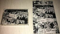 Sleazy Jesus And The Splatter Pigs-self-titled 1991 Cassette Tape Private Punk