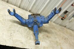 62 - 65 Early Ford 4000 Tractor 3 Point Hitch Rock Shaft Differential Cover Arms