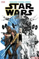 Lot Of 10 New - Color Your Own Star Wars Marvel Coloring Book