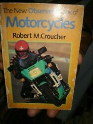 INDIA THE NEW OBSERVER#x27;S BOOK OF MOTORCYCLES BY ROBERT M. CROUCHER ILLUSTRATED $10.00