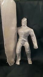 Custom 9 Inch Silver Surfer Famous Covers Mego Action Figure Marvel Comics