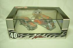 Hot Wheels Japan Convention 1967 67 Camaro And Deco Chrome Set 892 Of 1500