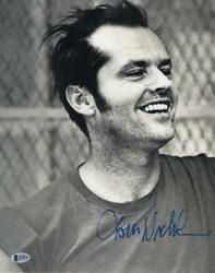 Jack Nicholson Signed Autograph 11x14 Photo - One Flew Over The Cuckoo's Nest F