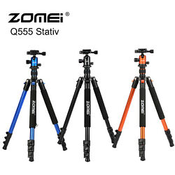 Zomei Professional Tripod Ball Head Travel for Canon Nikon Camera DSLR Q555 $45.99