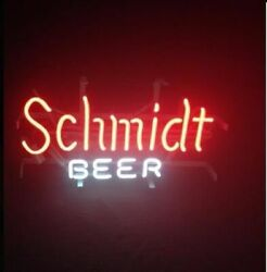Schlitz Beer 17x14 Neon Sign Cave Gift Lamp Light Pub Bar With Dimmer