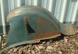Front Fender Dodge Brothers 1923 1924 1925 1926 Right Vintage Original Rusty Ce
