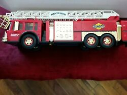 1995 Special Edition Sunoco Fire Truck Mint