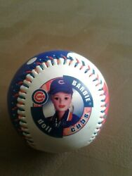 1999 Chicago Cubs Barbie Doll Collectibles Baseball. Mattel Rare