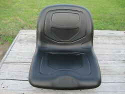 Cub Cadet Ltx Mtd Riding Mower Seat Replacement Upgrade Replace Your Worn Seat