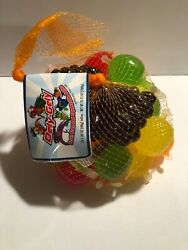 Dely-gely Free Shipping Tiktok Fruit Jelly 1 Bag 25 Pieces