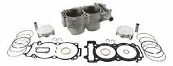 Cylinder And Piston Kit For 2013 Polaris Rzr 4 900 Xp Jagged X 98mm Big Bore